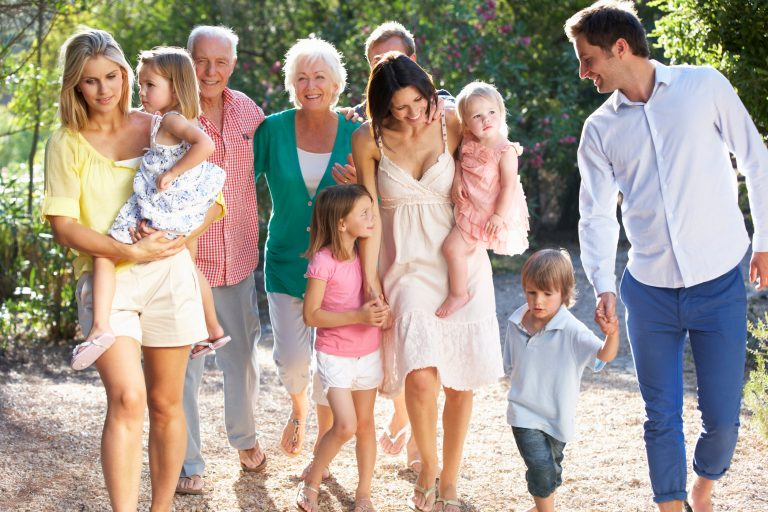 Successful families play the long game