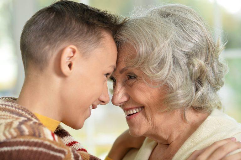Help grandkids avoid mistakes through storytelling